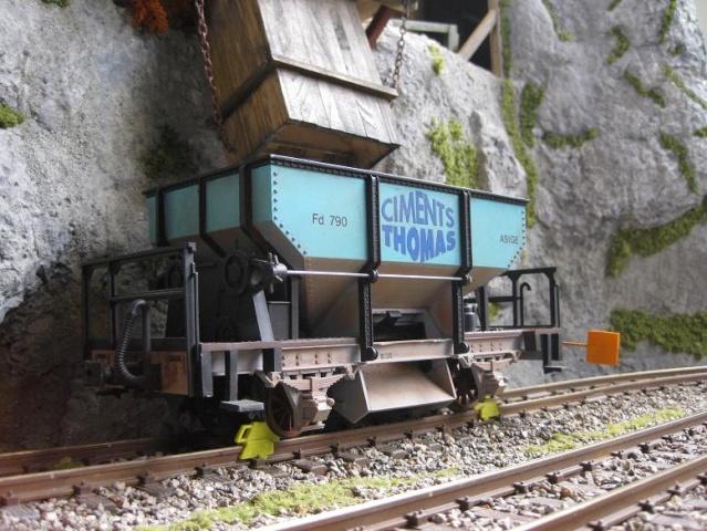 VOIE METRIQUE LIBRE.   Le forum francophone du train de jardin.