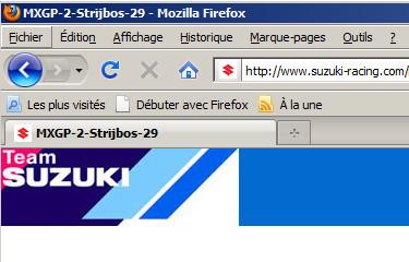 vieille version de firefox