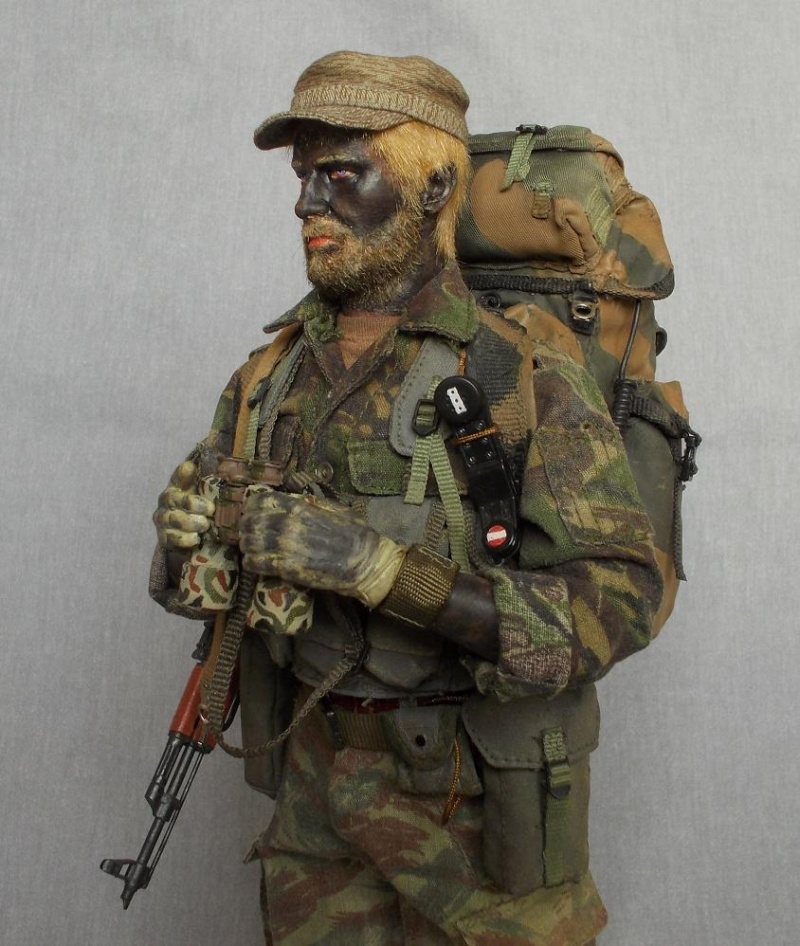 Cold War Post Ww2 To 1990 South African Recce Operator