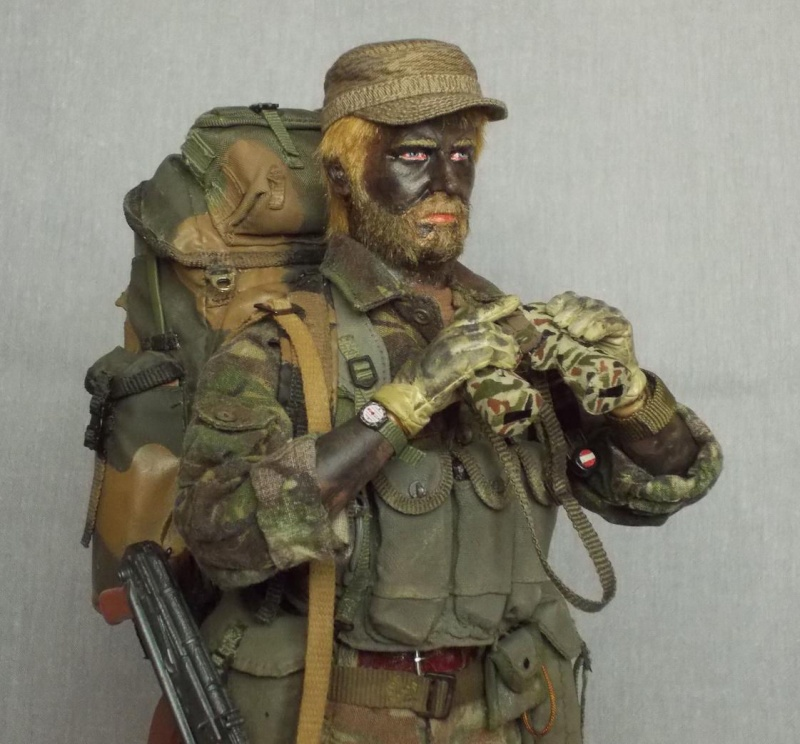 Cold War (Post WW2 To 1990) South African Recce Operator