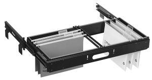 Creer des tiroirs à dossiers dans armoire IKEA PAX