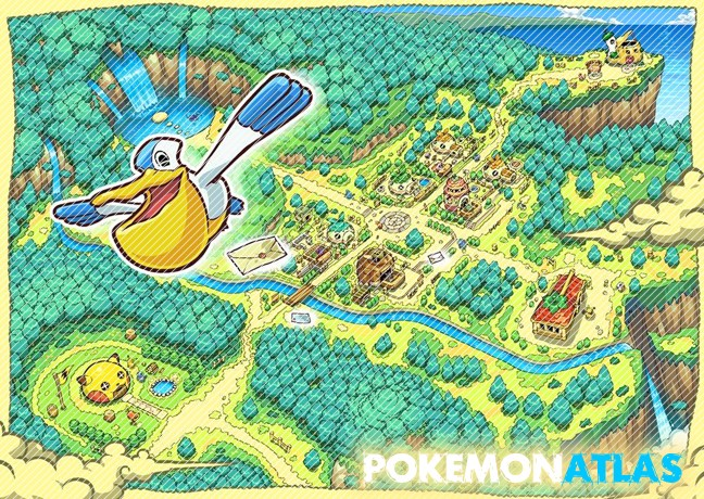 Pokemon Atlas