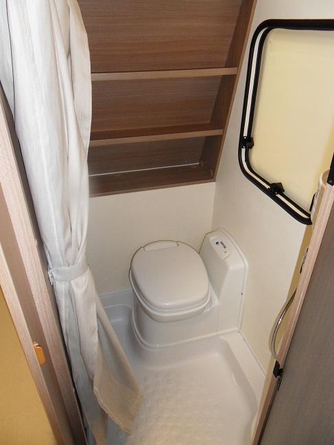 Image - Cabine de douche pour caravane ...