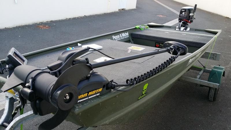 Barque alumacraft 360 tout quip vendre - Cuve a eau occasion le bon coin ...