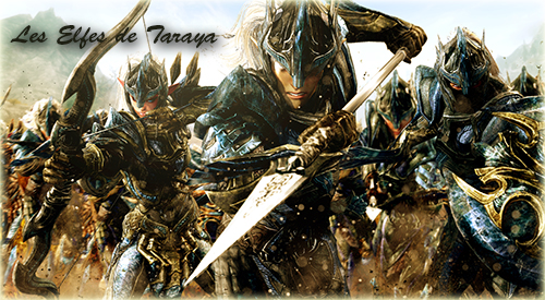 Les Elfes de Taraya