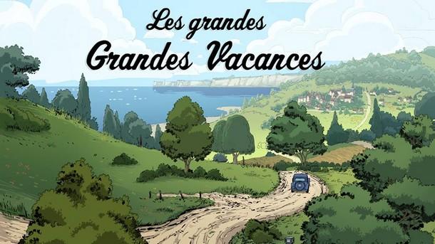 Les Grandes Grandes Vacances SAISON 1 (10 Episodes) FRENCH