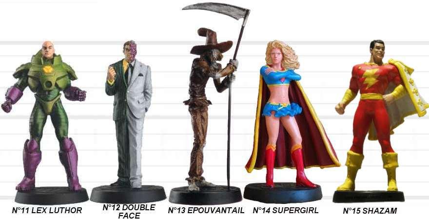 Declikcomics Marvel DC, comics americain, comics VF, buste