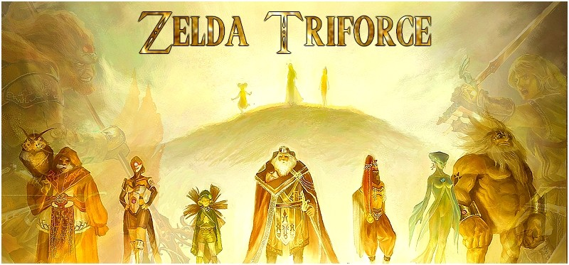 RPG Zelda Triforce V5.0 Prélude
