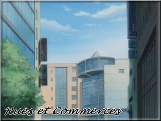 Rues et Commerces