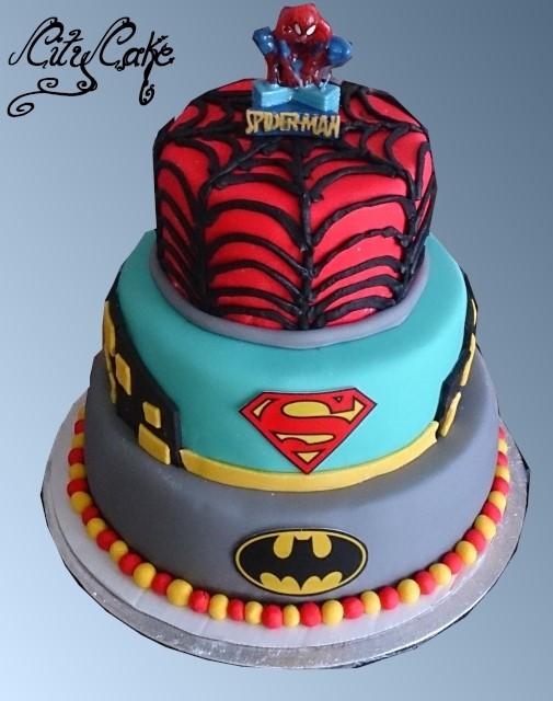 gâteaux personnalisés - city cake