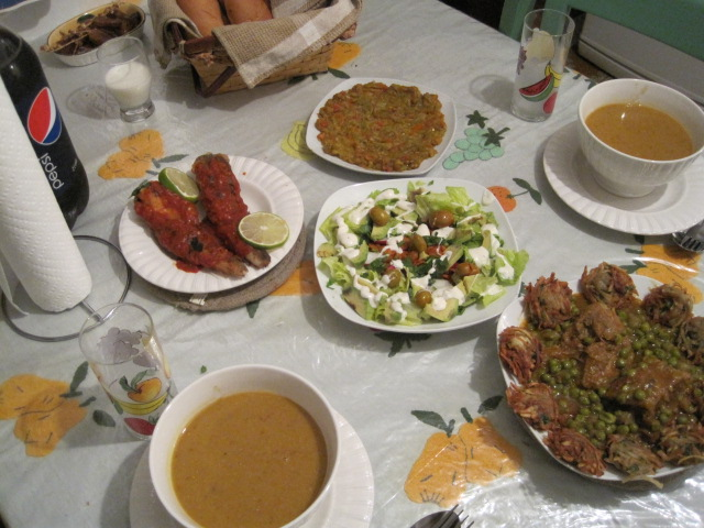 Table de ramadan 03 dans Les salés img_0518