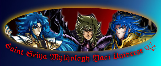 Saint Seiya Mythology Yaoi Universe
