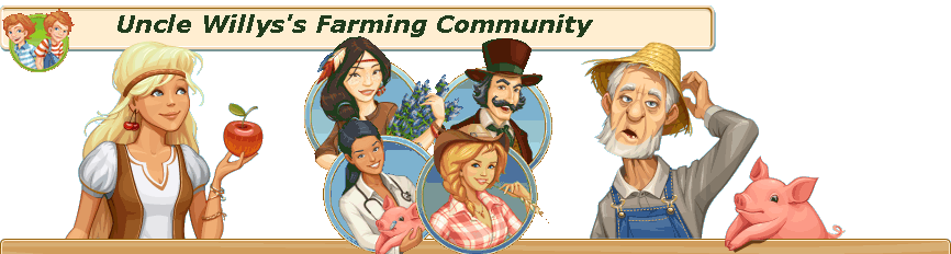 Uncle Willys's Farming Community