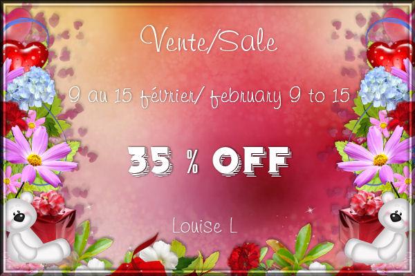 St Valentin pour Louise dans Février louise53