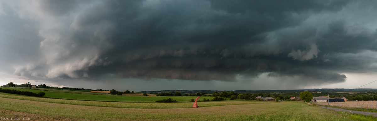 Week end d 39 orages violents dans le so maj video photos for Materiel et paysage