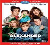 فيلم Alexander and No Good Very Bad Day 2014 مترجم