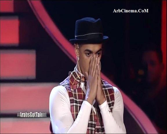 """لحظة """"صلاح Entertainer"""" بلقب Arabs mbc_ma10.jpg"""