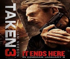 فيلم Taken 3 2014 مترجم بجودة ديفيدي