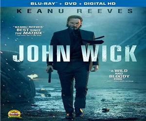 فيلم John Wick 2014 مترجم بجودة بلوراي