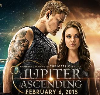 فيلم Jupiter Ascending 2015 مترجم ديفيدى