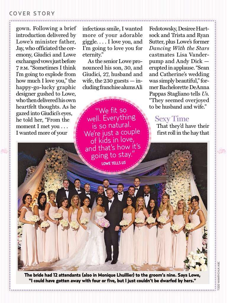 Sean & Catherine Lowe - Wedding Discussion Thread #3 - Page 73