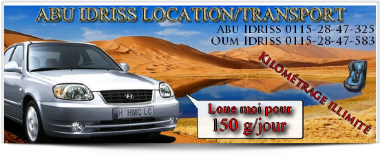Abou Idriss Location
