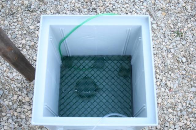 Filtration pour bac de quarantaine ou petit bassin forum bassin - Petit bassin plastique villeurbanne ...