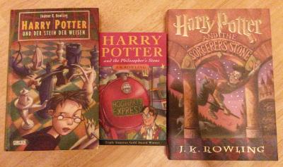 Harry Potter Ausgaben