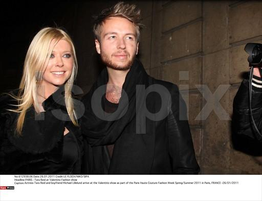 tara reid michael lillelund. Actress Tara Reid and
