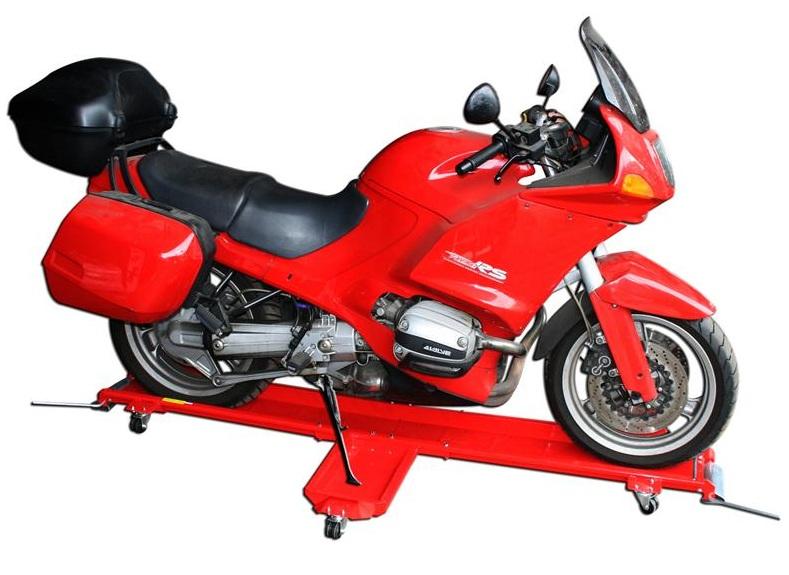 Vend chariot roulant moto for Deplacer sa moto dans un garage