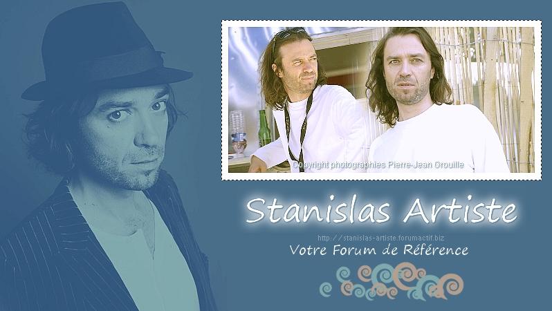 STANISLAS ARTISTE