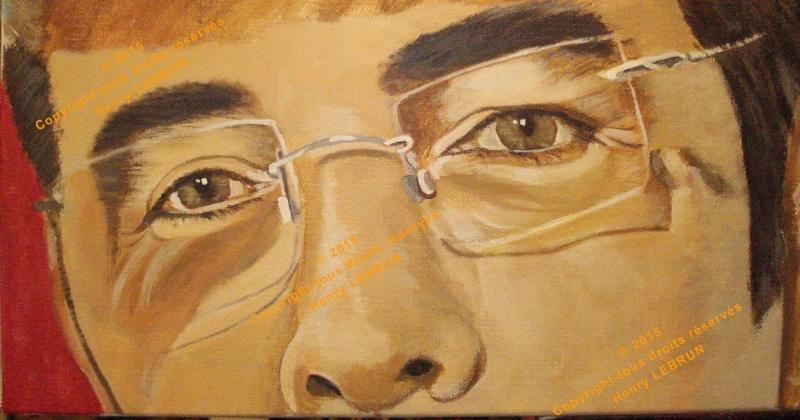 Portrait terminé