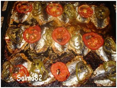 Hummmmmmmmmmmmm tawa wach man tawa - Sardines au four sans odeur ...