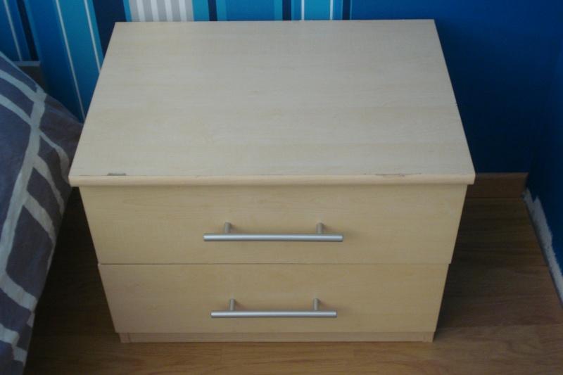 Peindre ses meubles affordable chevet with peindre ses - Comment changer la couleur d un meuble ...