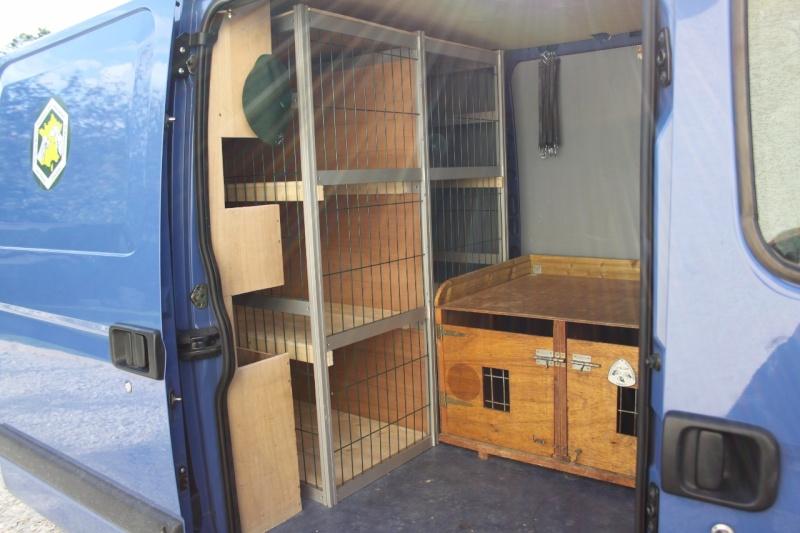 Amenagement Vehicule Pour Chien chien-courant • consulter le sujet - véhicules utilisés à la chasse
