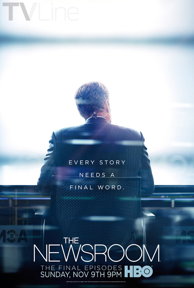 The newsroom saison 03
