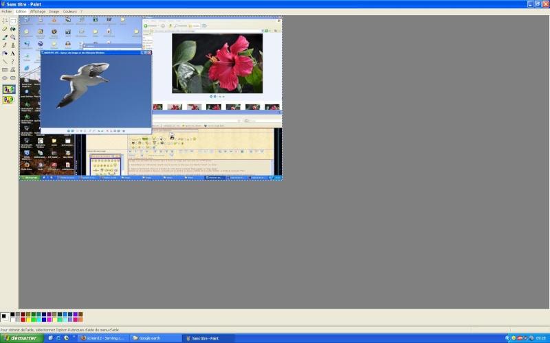 Tuto copie d 39 cran screenshot pour d butant for Screenshot ecran