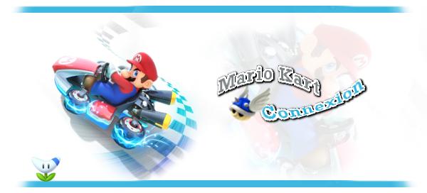 Mario kart Connexion