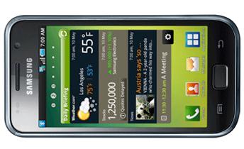 سامسونج تطلق الهاتف الذكي Galaxy