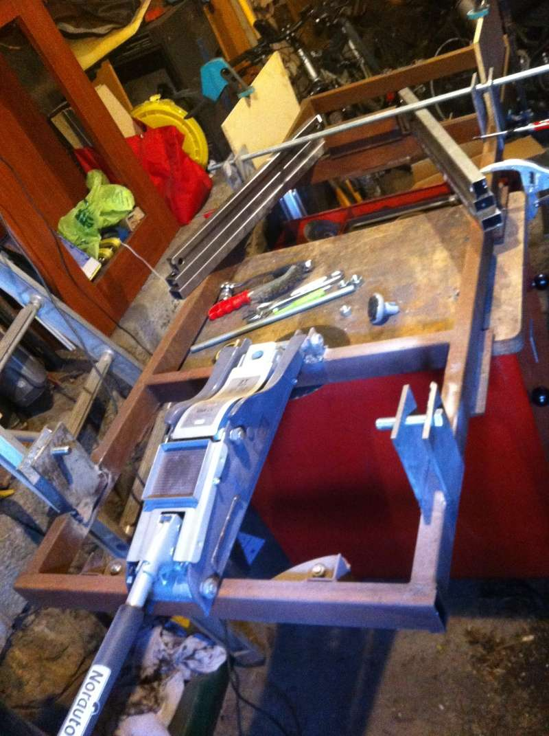 Fabrication D 39 Une Table L Vatrice Page 3