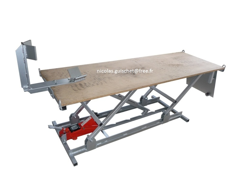Fabrication D 39 Une Table L Vatrice Page 2