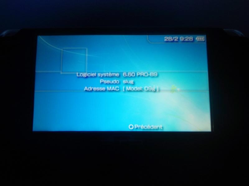 FLASH PSP 6.60 PRO B10 GRATUITEMENT