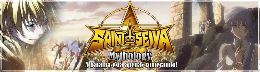 Saint Seiya Mythology!!!