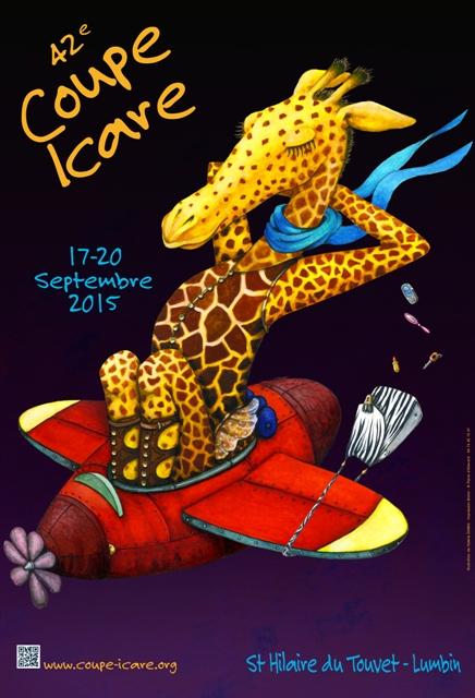 Coupe Icare 41ème Edition, Coupe Icare 2015, St Hilaire du Touvet Lumbin, Grenoble,ICARE EXPO le Salon des Sports Aériens 2015,ICARE SHOW 2015, French airshow tv 2015