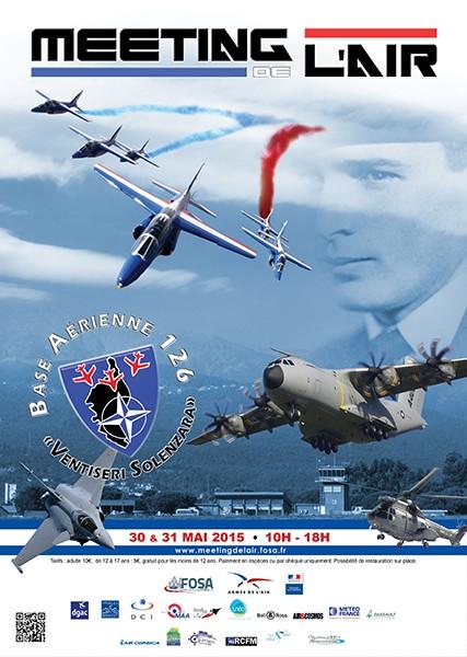 Base aérienne 126 Solenzara,Meeting aerien ba-116,MNA 2015, Meeting de l'air 2015 , Corse airshow, meeting aériens 2015, meeting aeriens 2015, French Airshow 2015