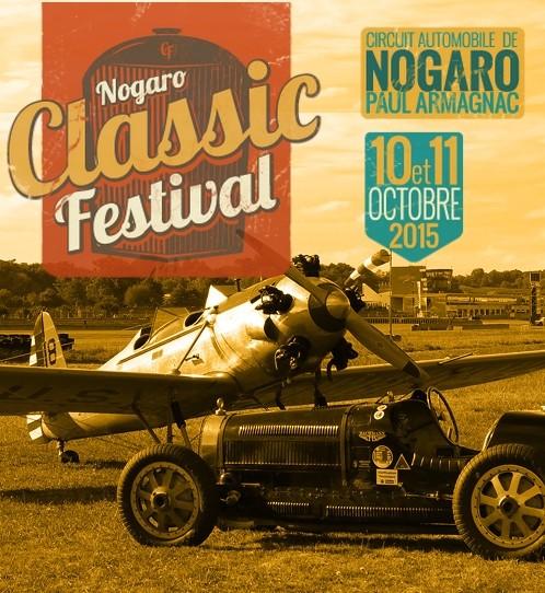 Fly In Classic Festival 2015,classicfestival.fr, l'Aérodrome de Nogaro 2015,Fly-in 2015,rassemblement de voitures anciennes et surtout d'avions anciens