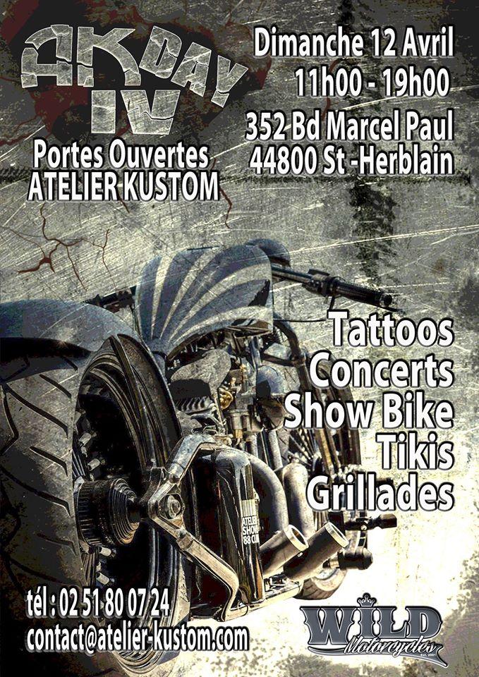 Rassemblement motos autos prestige onvasortir nantes for Onvasortir cholet