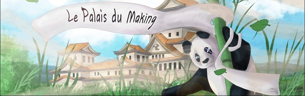 Le Palais Du Making [RPG MAKER]