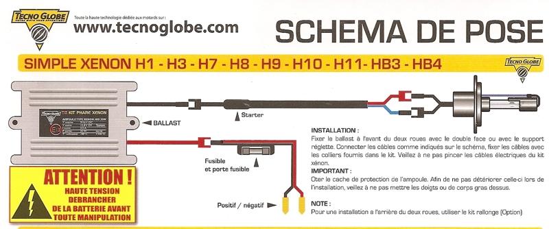 Schema Elettrico Ktm 990 Adventure : Tutau montage d un kit xenon