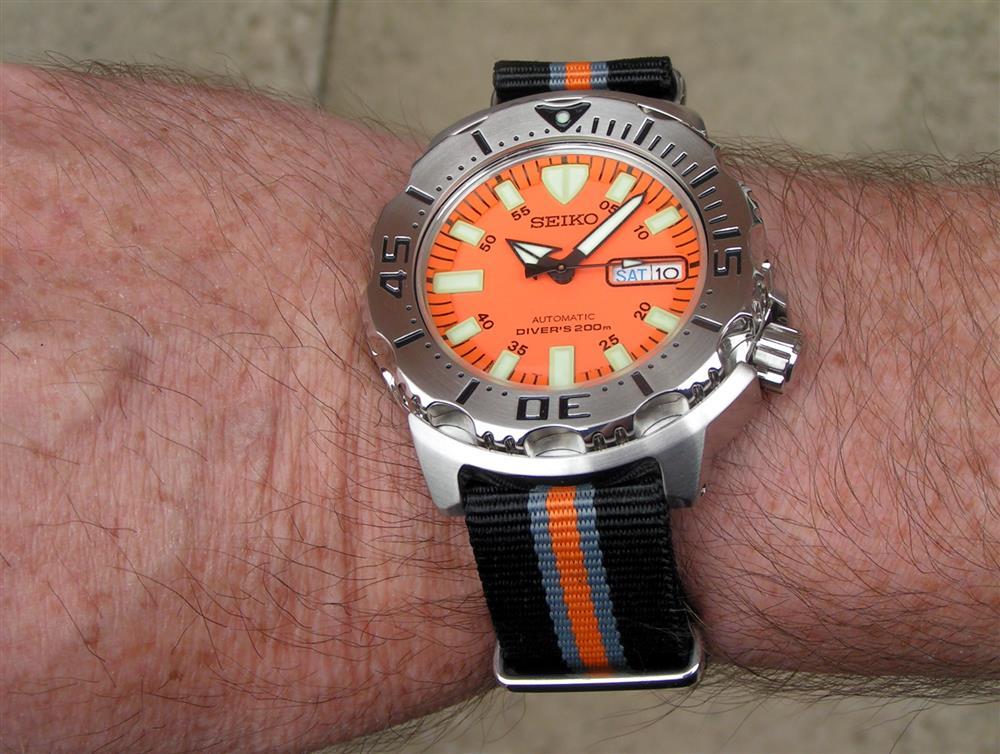 Seiko Black Monster SKX779K1 - Купить часы